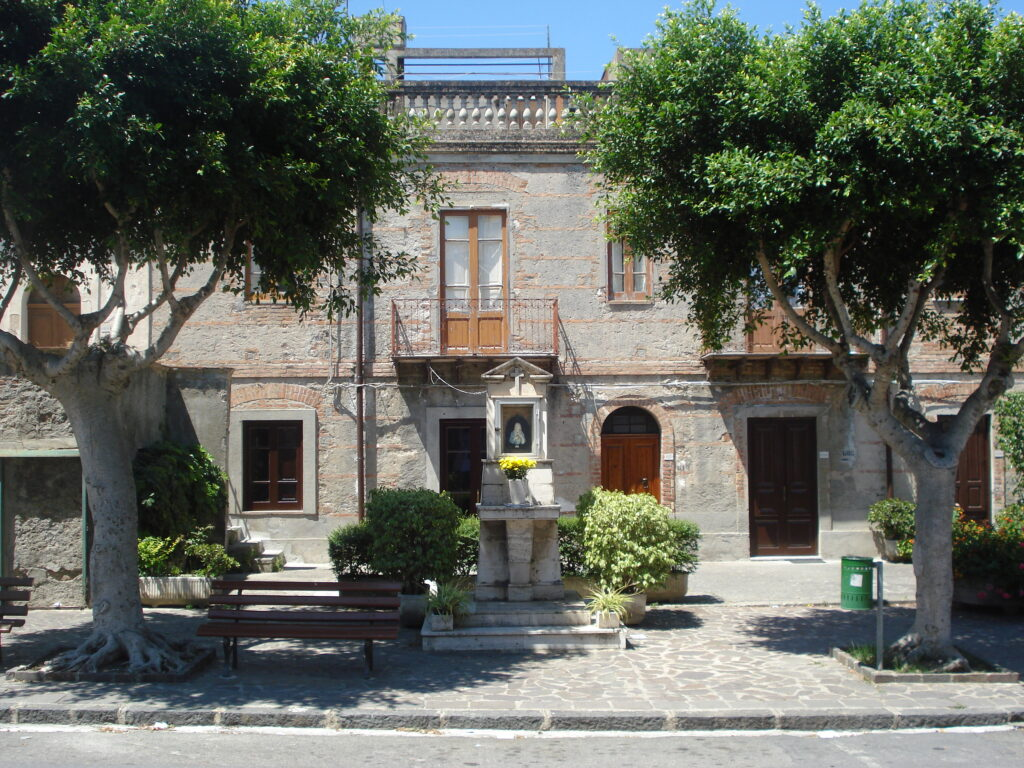 Torregrotta centro storico